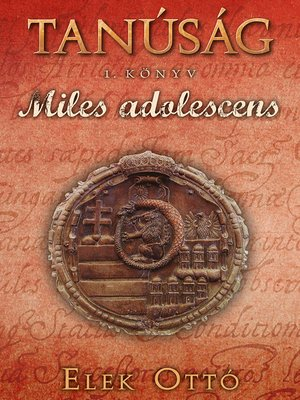 cover image of Miles adolescens