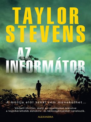 cover image of Az informátor