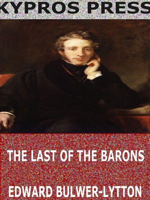 cover image of The Last of the Barons