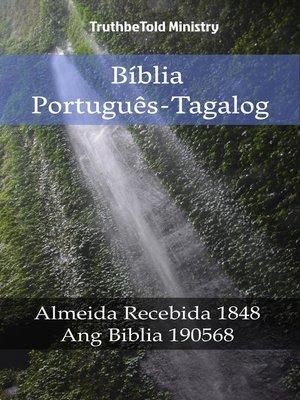 cover image of Bíblia Português-Tagalog