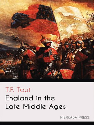 cover image of England in the Late Middle Ages