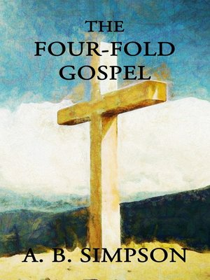 cover image of The Four-fold Gospel