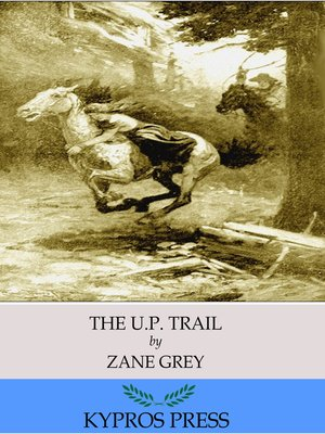 cover image of The U.P. Trail