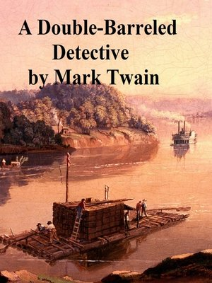 cover image of A Double Barrelled Detective