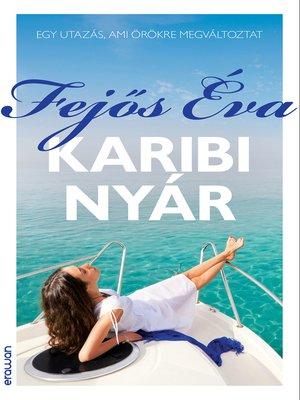 cover image of Karibi nyár