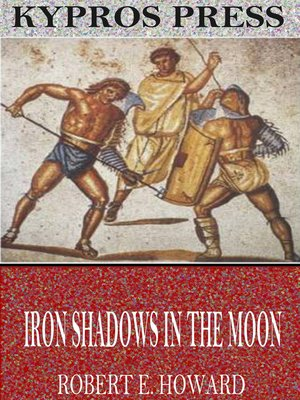 cover image of Iron Shadows in the Moon