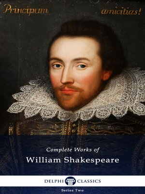 cover image of Delphi Complete Works of William Shakespeare