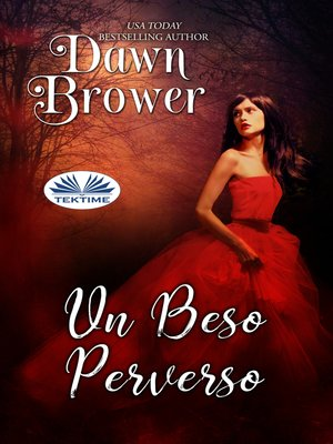 cover image of Un Beso Perverso