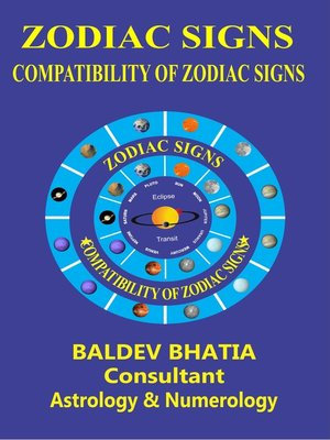 cover image of Zodiac Signs