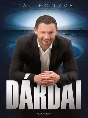 cover image of Dárdai Pál könyve