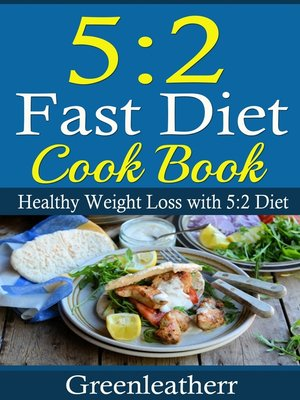 cover image of 5:2 Diet: Fast Diet Cookbook