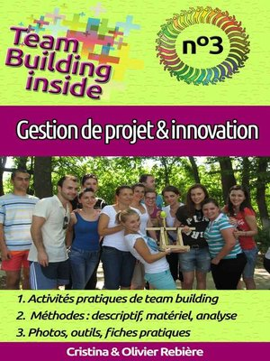 cover image of Team Building inside n°3 - gestion de projet & innovation