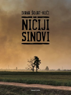 cover image of Ničiji sinovi