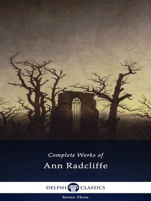 cover image of Delphi Complete Works of Ann Radcliffe