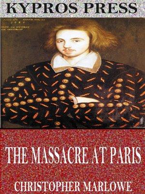 cover image of The Massacre at Paris