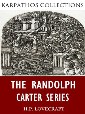 cover image of The Randolph Carter Series