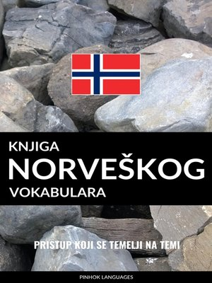 cover image of Knjiga norveškog vokabulara