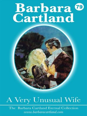 cover image of A Very Unusual Wife