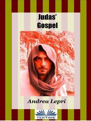 cover image of Judas' Gospel