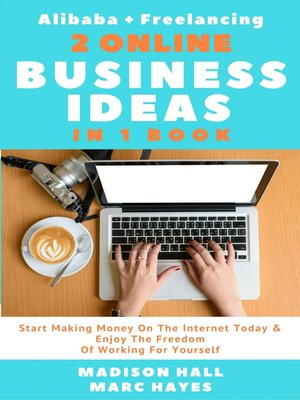 cover image of 2 Online Business Ideas In 1 Book