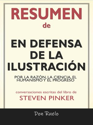 cover image of Resumen de En Defensa de La Ilustración