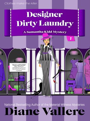 cover image of Designer Dirty Laundry