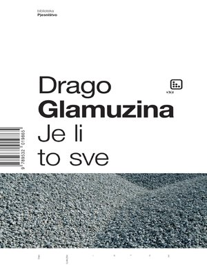 cover image of Je li to sve