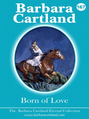 cover image of Born of Love