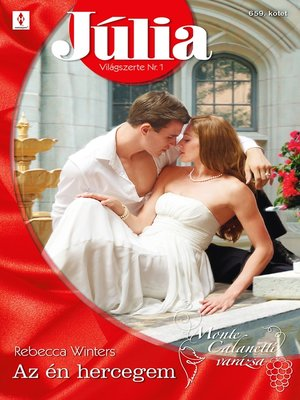 cover image of Az én hercegem
