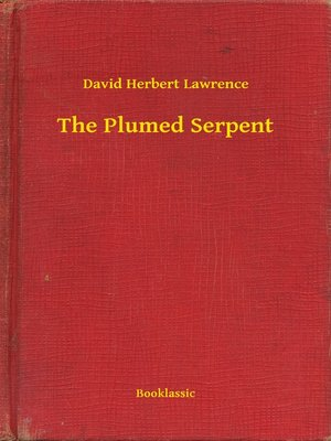 cover image of The Plumed Serpent