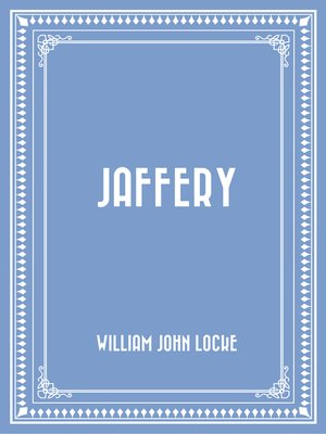 cover image of Jaffery