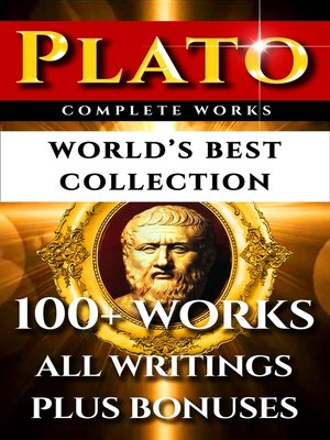 cover image of Plato Complete Works – World's Best Collection