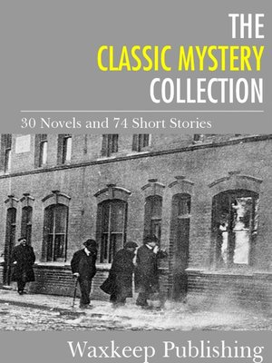 cover image of The Classic Mystery Collection
