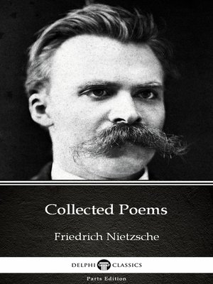 cover image of Collected Poems by Friedrich Nietzsche