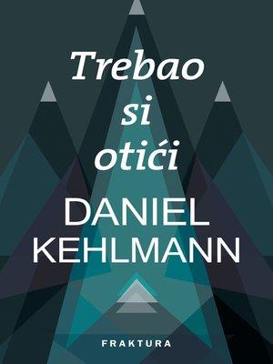 cover image of Trebao si otići
