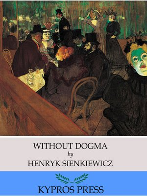 cover image of Without Dogma