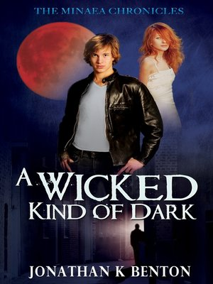 cover image of A Wicked Kind of Dark