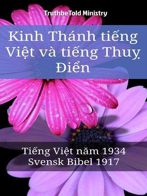 cover image of Kinh Thánh tiếng Việt và tiếng Thuỵ Điển