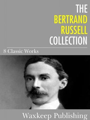 cover image of The Bertrand Russell Collection