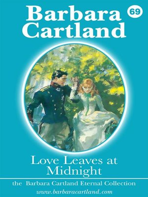 cover image of Love Leaves at Midnight
