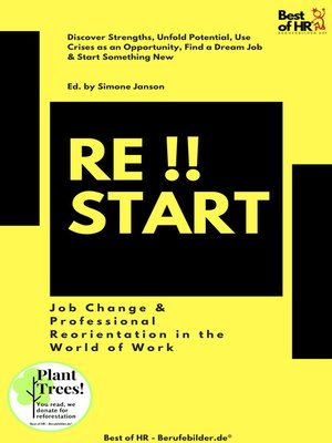 cover image of Restart!! Job Change & Professional Reorientation in the World of Work