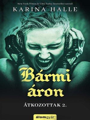 cover image of Bármi áron