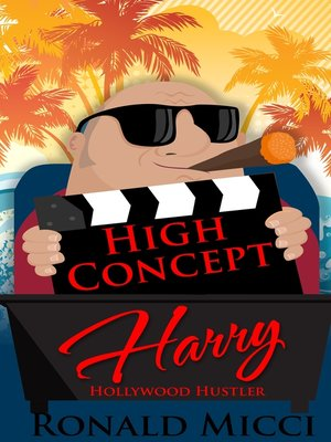 cover image of High Concept Harry