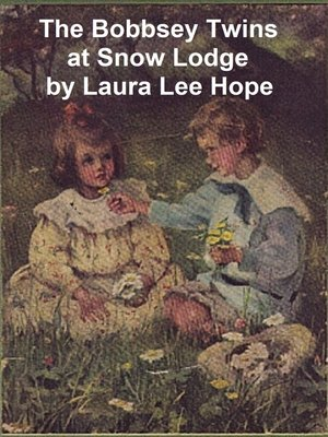 cover image of The Bobbsey Twins at Snow Lodge