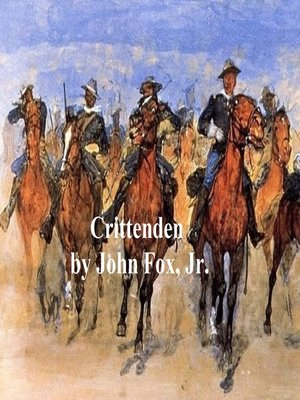 cover image of Crittenden, A Kentucky Story of Love and War