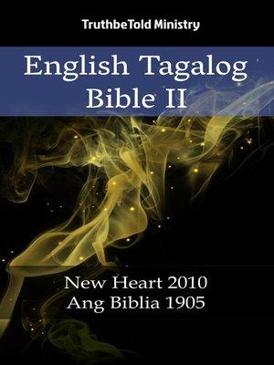 cover image of English Tagalog Bible II