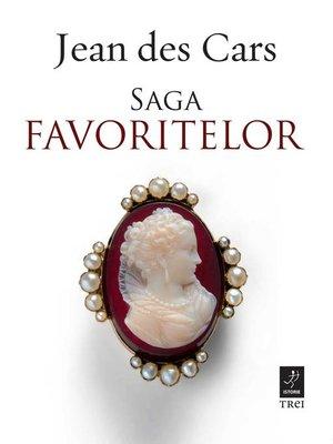 cover image of Saga Favoritelor