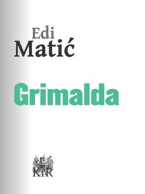 cover image of Grimalda