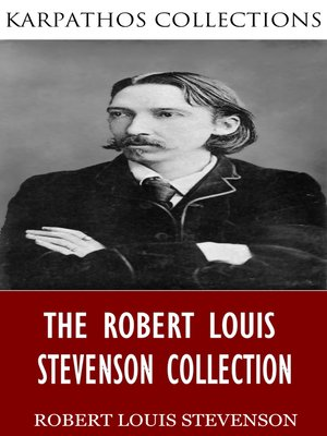 cover image of The Robert Louis Stevenson Collection