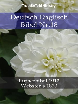 cover image of Deutsch Englisch Bibel Nr.18